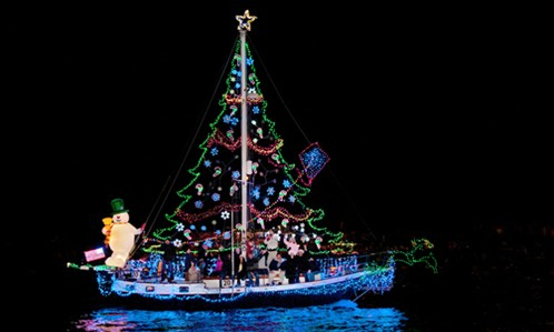 A Sailing Carol - Or a Visit from St. Puffy. - Boat De Jour