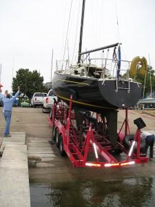 Ranger Sail Boat 004