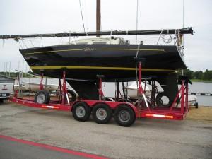 Ranger Sail Boat 006