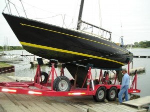 Ranger Sail Boat 33