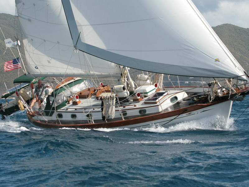 Baba 40 for sale on www.sailboatlistings.com