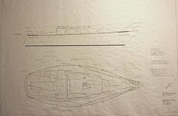 Profile and Deck Plan
