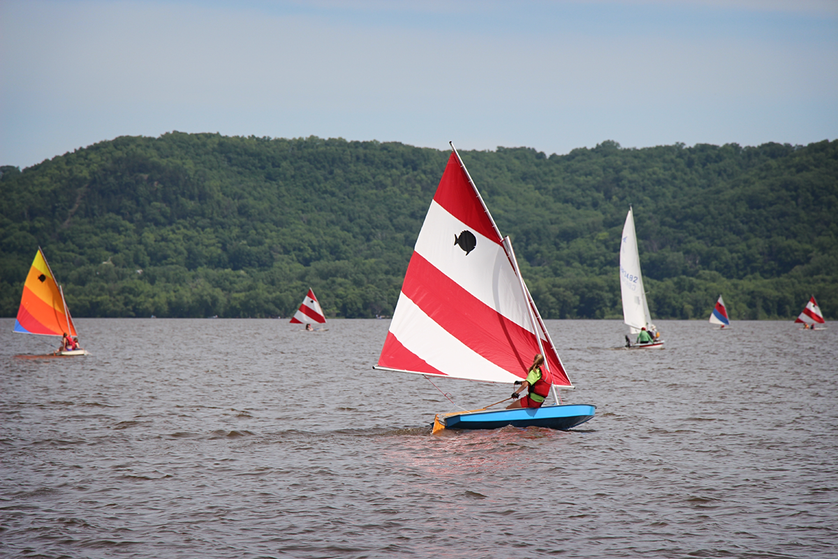Lake City Yacht Club Sailing School – 2016