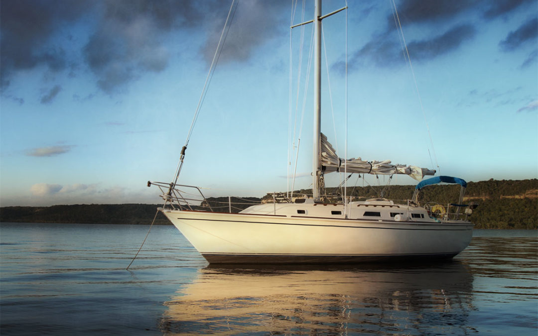 Pearson 36-2 Sailboat Owners Review